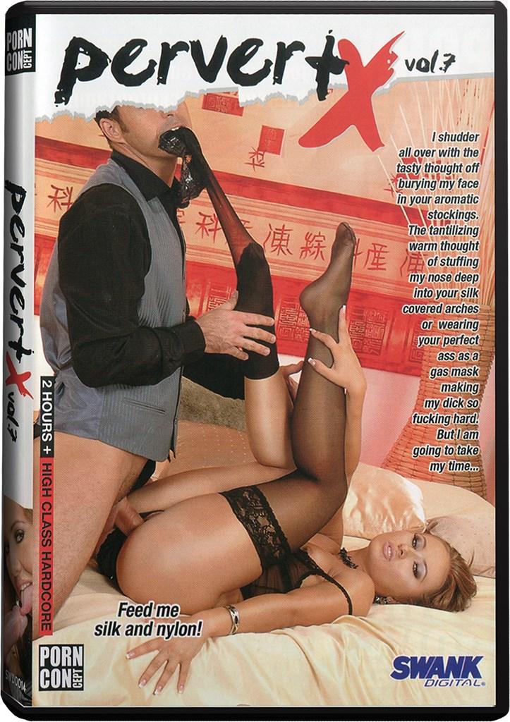 Čierna porno DVD